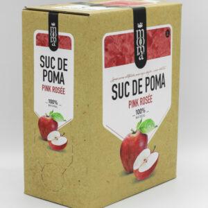 comprar zumo de manzana pink rosee natural mooma online supermercado ecologico en barcelona frooty