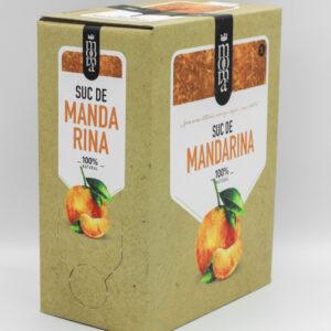comprar zumo de mandarina natural mooma online supermercado ecologico en barcelona frooty
