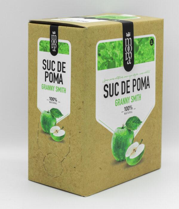 comprar zumo de manzana granny smith natural mooma online supermercado ecologico en barcelona frooty