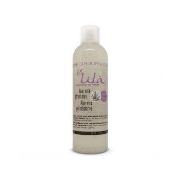 comprar gel aloe vera hidratante sin perfume 250ml lila cosmetics online supermercado ecologico en barcelona frooty