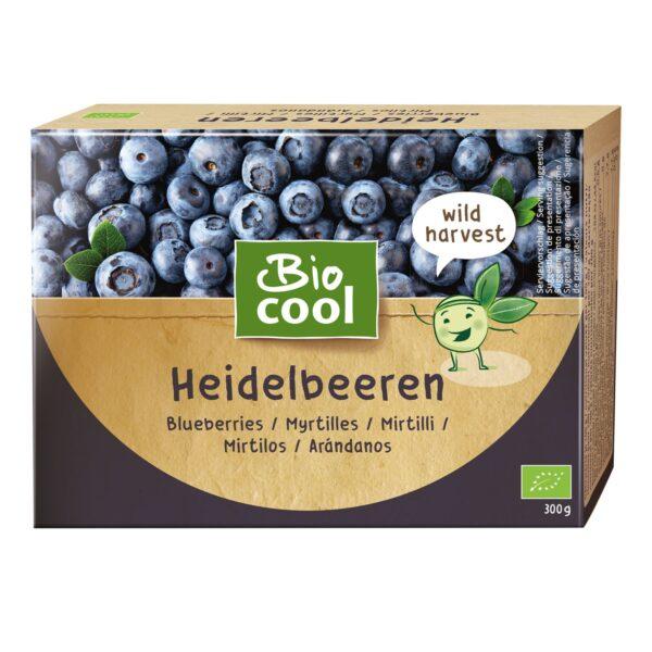 Comprar arándanos ecológicos congelados Bio Cool online supermercado ecologico barcelona
