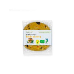 Comprar seitán al curry sabbio online supermercado ecologico vegano barcelona frooty