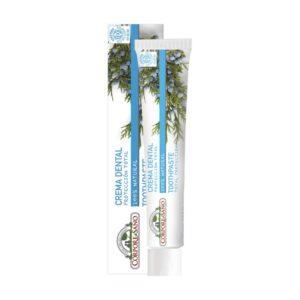 comprar dentifrico proteccion total corpore sano 75ml comprar crema dental dentifrico purificante aliente fresco 75ml corpore sano online supermercado ecologico en barcelona frooty