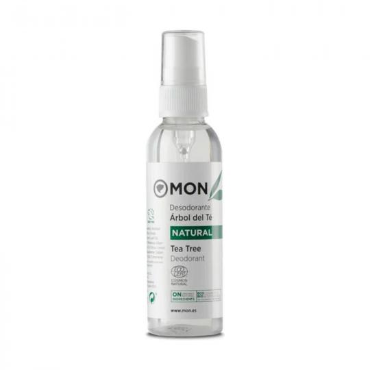 comprar desodorante arbol de te 75ml spray natural mon online supermercado ecologico en barcelona frooty