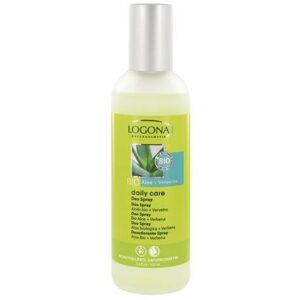 comprar desodorante spray daily care verbena aloe logona online supermercado ecologico en barcelona frooty