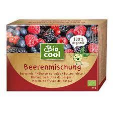 Comprar frutos del bosque ecológicos congelados Bio Cool online supermercado ecologico barcelona