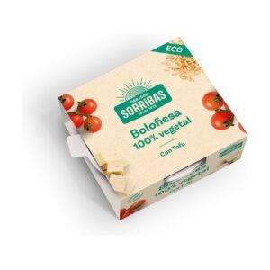 Comprar boloñesa con tofu sorribas online supermercado ecologico barcelona frooty