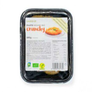 Comprar filete vegano crunchy sabbio online supermercado ecologico barcelona frooty