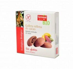 comprar germinal galletas-sin-gluten-rellenas-de-crema-de-cacao-200gr-bio sin gluten online supermercado ecologico en barcelona frooty