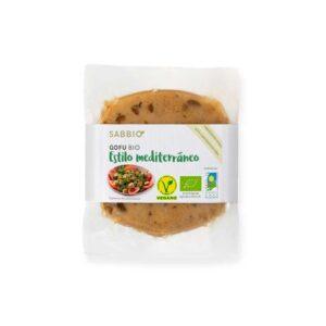 Comprar gofu estilo mediterraneo bio sabbio online supermercado ecologico barcelona frooty