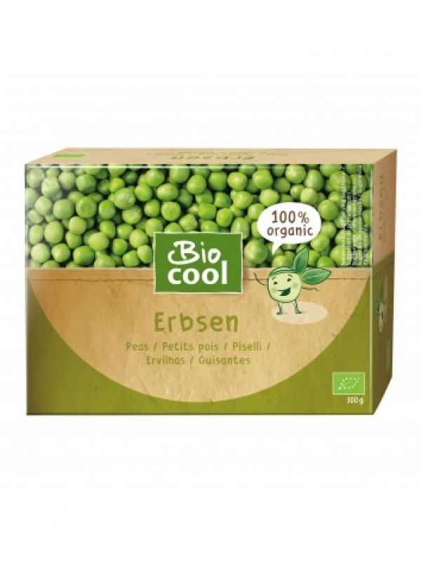 Comprar guisantes congelados biocool online supermercado ecologico barcelona frooty