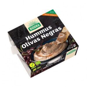 Comprar hummus de olivas negras biogra online supermercado ecologico barcelona frooty