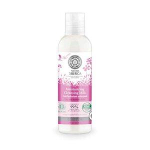 comprar leche hidratante limpiadora para piel seca y sensible natura siberica online supermercado ecologico en barcelona frooty