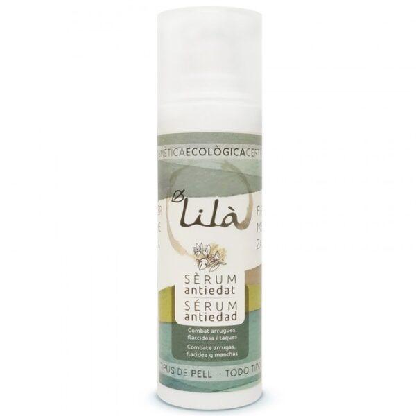 comprar lila serum antiedad 30ml online supermercado ecologico en barcelona frooty