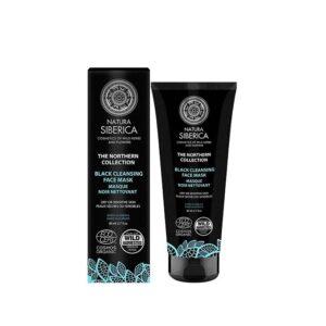 comprar mascarilla facial negra limpiadora piel seca o sensible natura siberica online supermercado ecologico en barcelona frooty