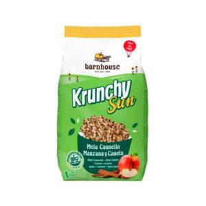 Muesli Krunchy de manzana y canela Bio Barnhouse