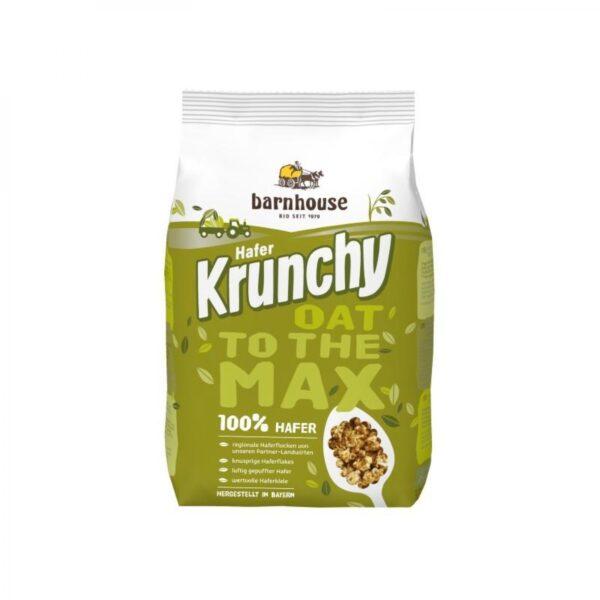 comprar Muesli Krunchy Bio Barnhouse online supermercado ecologico barcelona