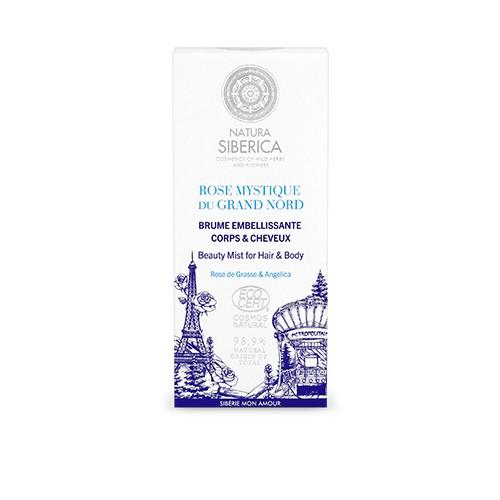 comprar bruma embellecedora para cuerpo y cabello rose mystique du grand nord natura siberica online supermercado ecologico en barcelona frooty