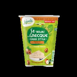 comprar iogur soja avellana estilo griego sojade online supermercado ecologico en barcelona frooty