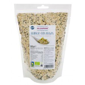 comprar quinoaconalgas-bio-500gr-algamar online supermercado ecologico barcelona frooty
