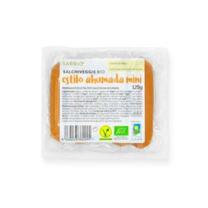comprar salchichas estilo ahumado mini sabbio-bio online supermercado ecologico en barcelona frooty