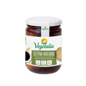 Comprar seitan natural en conserva bio vegetalia online supermercado ecologico barcelona frooty