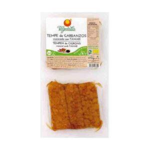 Comprar tempe de garbanzos bio vegetalia online supermercado ecologico barcelona frooty