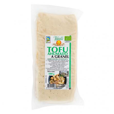 Comprar tofu ahumado a granel 1kg vegetalia online supermercado ecologico barcelona frooty