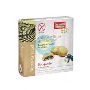 comprar germinal galletas rellenas de arandanos bio sin gluten online supermercado ecologico en barcelona frooty