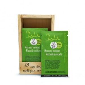 comprar mascarilla purificante lila online supermercado ecologico en barcelona frooty