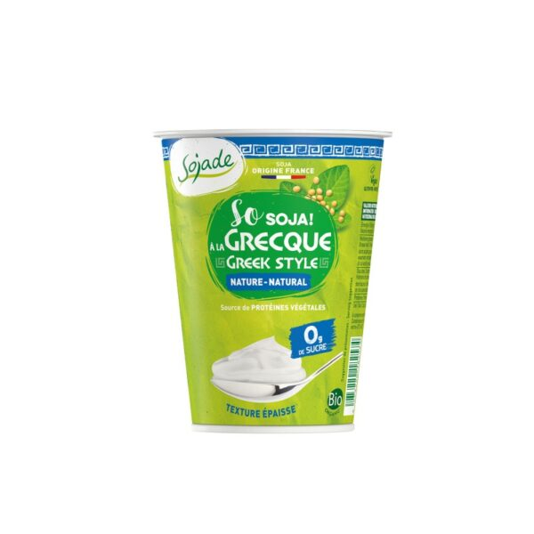 comprar yogur-de-soja-natural-estilo-griego sojade online supermercado ecologico en barcelona frooty