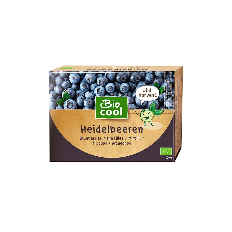 Comprar Arándanos ecológicos congelados Bio Cool